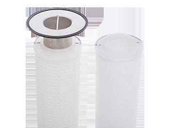 Hochleistungs-Filterelemente für Beutelfiltergehäuse